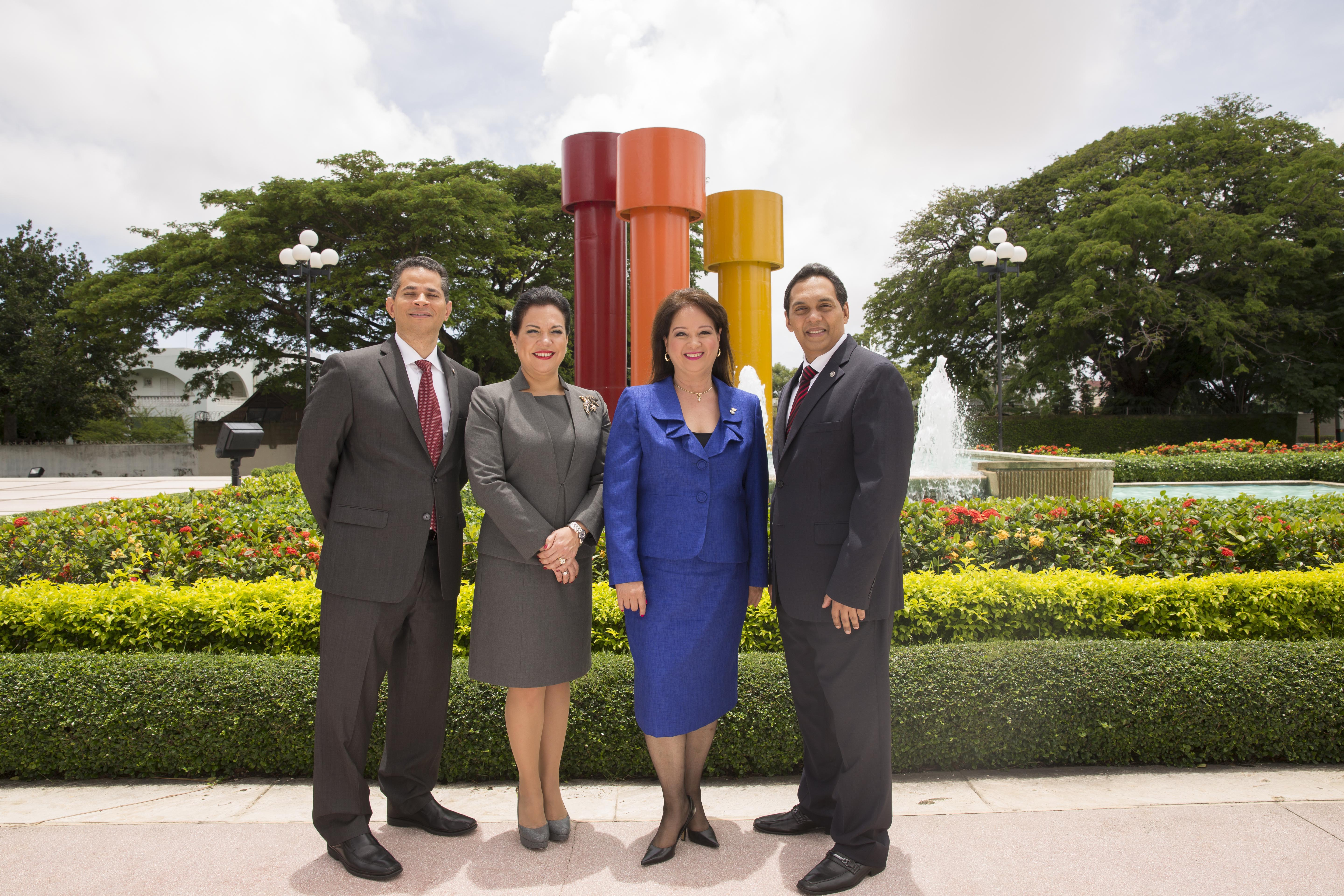 A World-Class Portfolio Management Office Brings Stability to An Island Nation's Economy